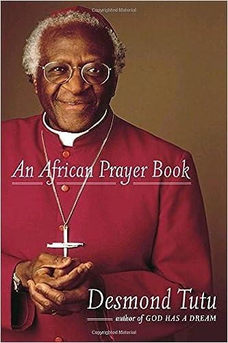 Book An African Prayer Book