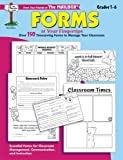 Forms at Your Fingertips, The Mailbox Books Staff, 1562345842