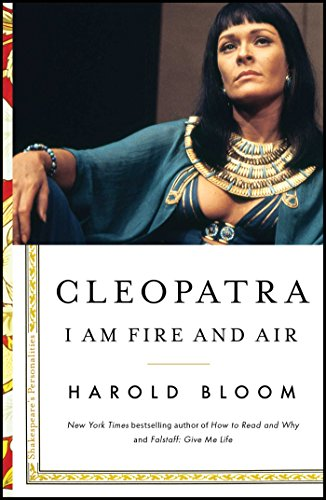 Cleopatra: I Am Fire and Air (Shakespeare's Personalities) (Characters In Julius Caesar By William Shakespeare)