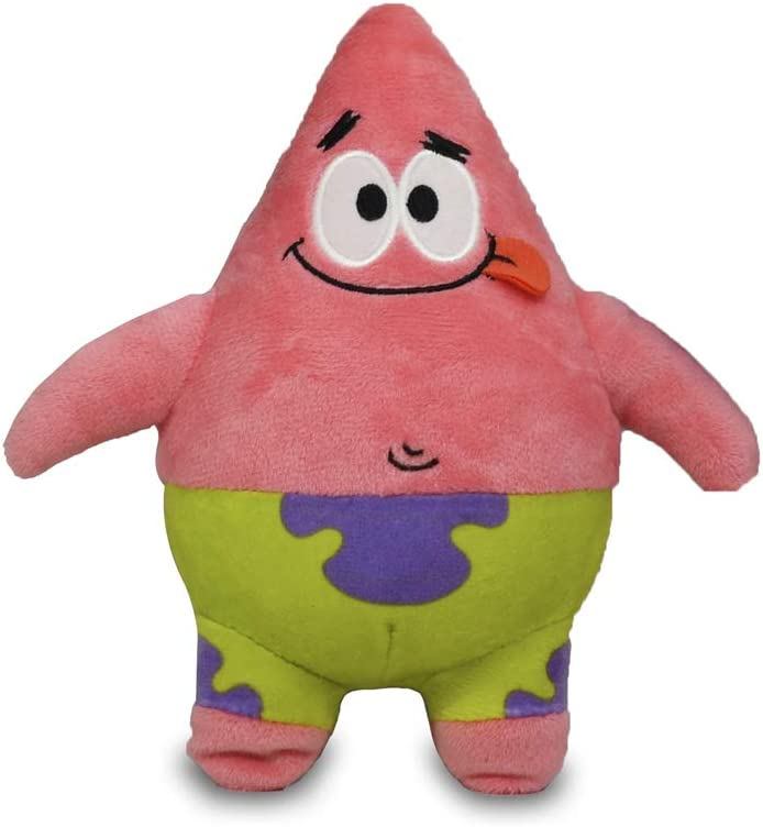 Bob Esponja - Mini Peluche de Patricio