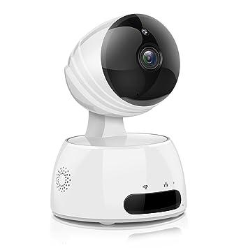 EIVOTOR Cámaras de Vigilancia cámaras en Domo IP WiFi inalámbrica 960P con HD visión Nocturna Sensor