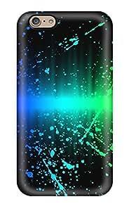 Ellent Design Color Texture Phone Case For Iphone 6 Premium Tpu Case
