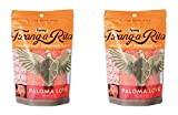 Twang-a-Rita Rimming Salt Varieties - 4 ounce pouch - (2 pack) (Paloma Love (Grapefruit))