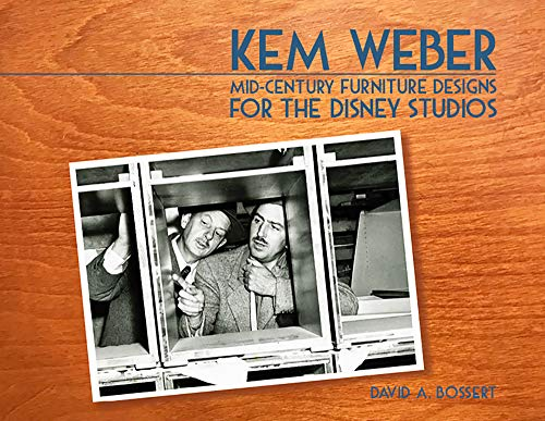 Price comparison product image Kem Weber: Mid-Century Furniture Designs for the Disney Studios