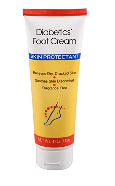 Amazon Com Diabetic Lotion For Feet And Hands Foot Cream For