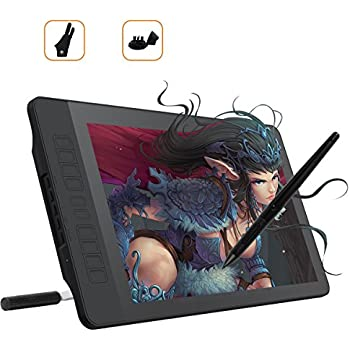 Amazon Com Gaomon Pd1560 15 6 Inch 8192 Levels Pen Display With Arm