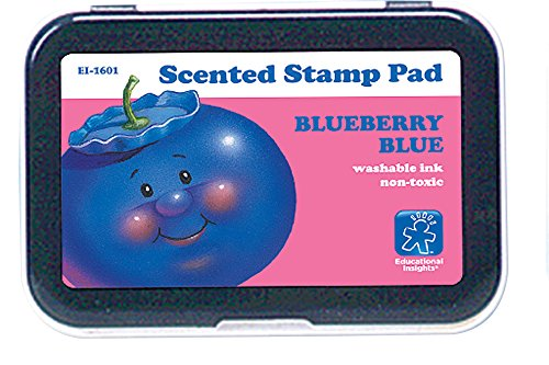 Educational Insights Blueberry Scent Stamp