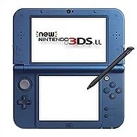 New ニンテンドー3DS LL メタリックブルーの商品画像