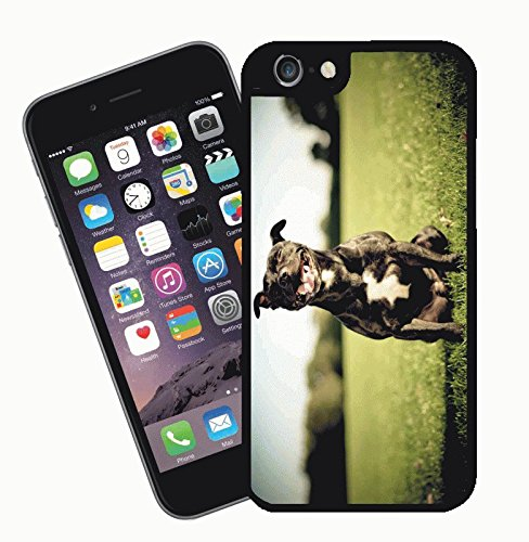 Staffordshire bull terrier phone case, design 7 - This cover will fit Apple model iPhone 7 (not 7 plus) - By Eclipse Gift Ideas