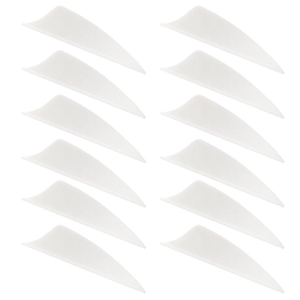 Baoblaze Tir /à larc Recurve Arc Chasse Fl/èche Plumes Empattement