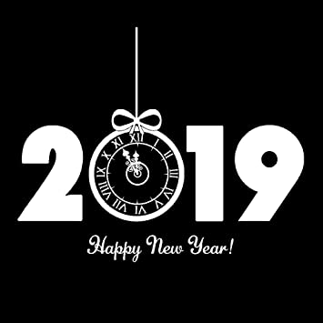 2019 happy new year christmas decorations wall stickers winter christmas window stickers party home decoration wall - Christmas Window Decorations Amazon