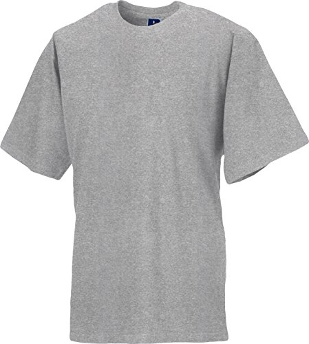 Light Oxford Label Russel Silver Russell T shirt qw8BXB