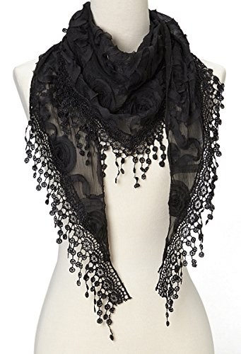 cindy-and-wendy-lightweight-triangle-floral-fashion-lace-fringe-scarf-wrap-for-women-black