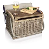 Picnic Time Kabrio Picnic Basket with Wine and
