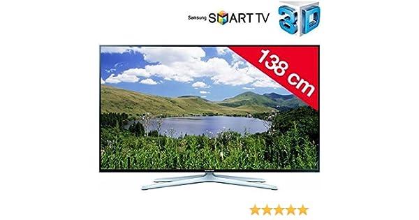 Samsung UE55H6470 – Televisor LED 3D Smart TV: Amazon.es: Electrónica