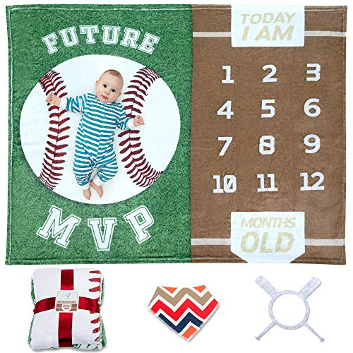 Milestone Blanket- Parent 3