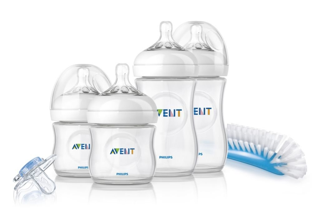 Philips Avent Natural Newborn Set - SCD290/01
