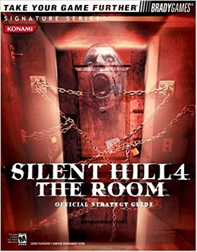 Silent Hill 4 The Room Official Strategy Guide Signature Series