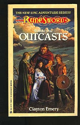 book cover of Outcasts