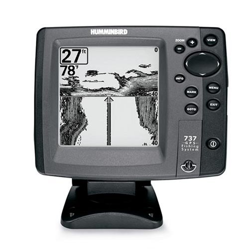 Humminbird 737 5 inch waterproof fishfinder reviews and for Best rated fish finder