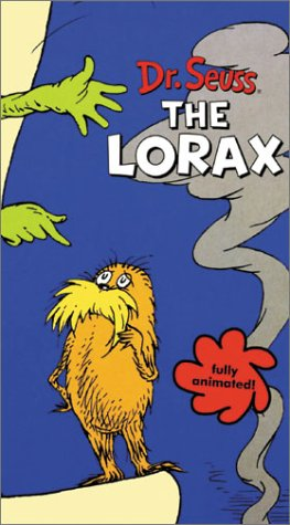 Dr. Seuss - The Lorax [VHS]