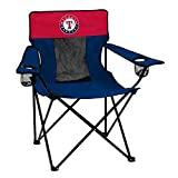 NCAA Texas Rangers Adult Elite Chair, Navy