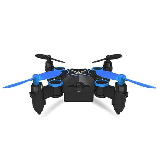 LJJOZ Mini Fotografía Aérea De Juguete Principiante Drone Aviones ...