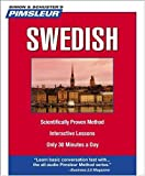 Swedish, Compact: Learn to Speak and Understand Swedish with Pimsleur Language Programs (Simon & Schuster's Pimsleur)