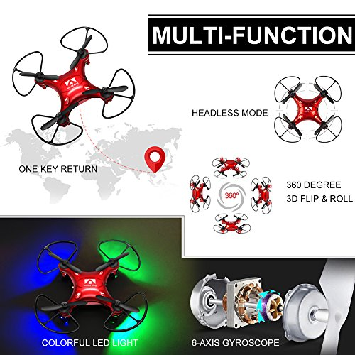 The 8 best rc quadcopter under 100