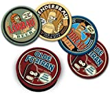 Futurama Collectible Coasters Set in Storage Tin