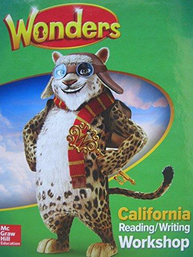 Wonders California Reading/Writing Workshop Grade 4