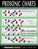Fretboard Chord Charts for Guitar, Tony Pappas, 0988963973