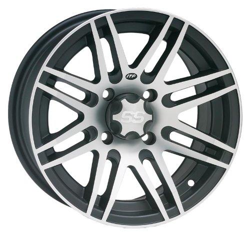 Black Atv Wheel - 4