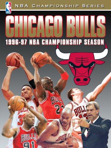 Chicago Bulls Court Series - 1996-1997 NBA Championship Season - Chicago Bulls