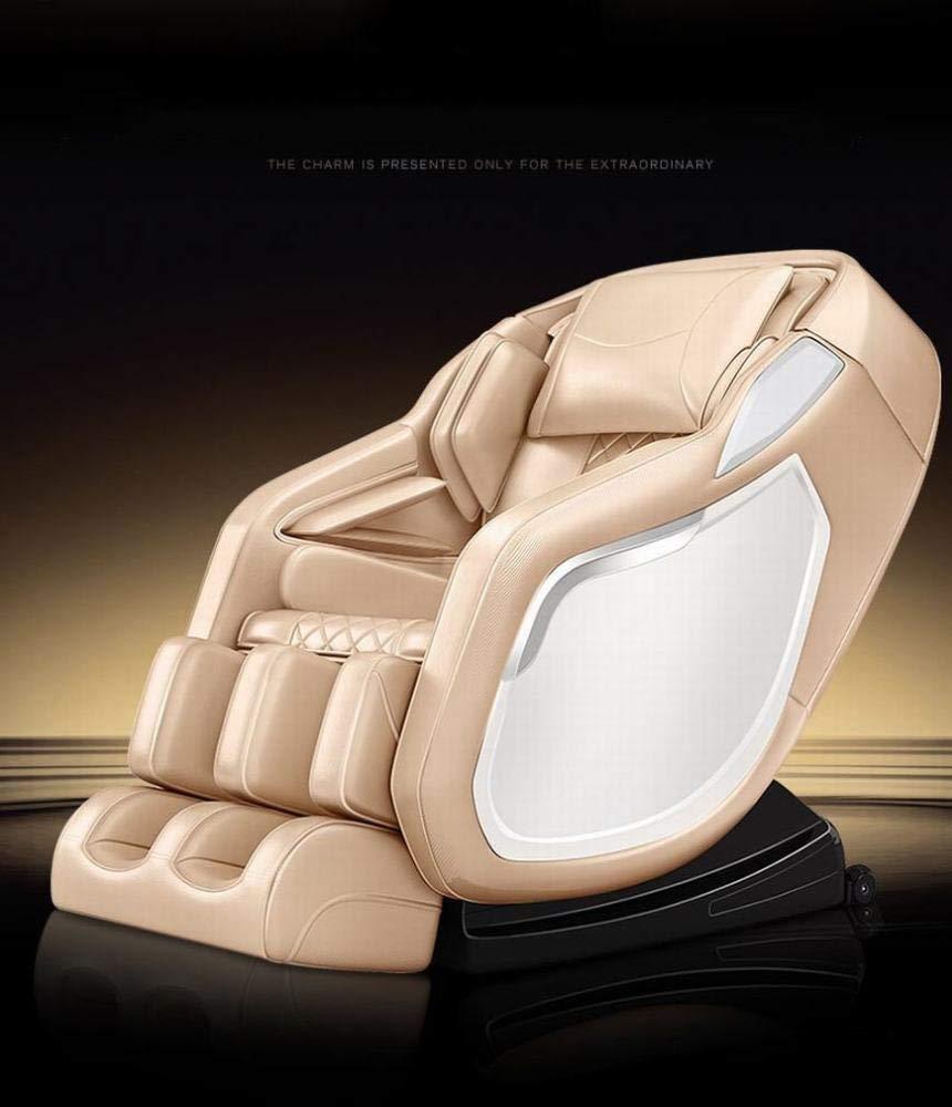 Z&J Massagestuhl Verbraucher Und Kommerzieller Austausch Scan Code Roboter Raumkapsel Sofakörper Multifunktions Geschenk Massagegerät