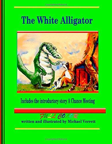 The White Alligator (paperback full color) pdf epub