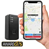 AwareGPS ATAS1 Mini Portable Real Time GPS Tracker, Portable Tracker