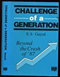 Challenge of a Generation, Michael Gayed, 0131243977