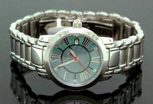Aqua Master Ladies Diamond Watch w319a by Aqua Master