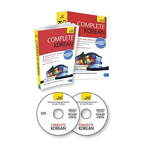 Download By Mark Vincent Complete Korean with Two Audio CDs: A Teach Yourself Guide (Teach Yourself Language) (3rd Third Edition) [Paperback] pdf