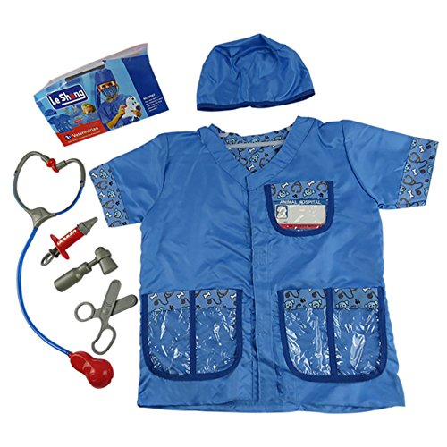 THEE Veterinary Halloween Costume for Kids
