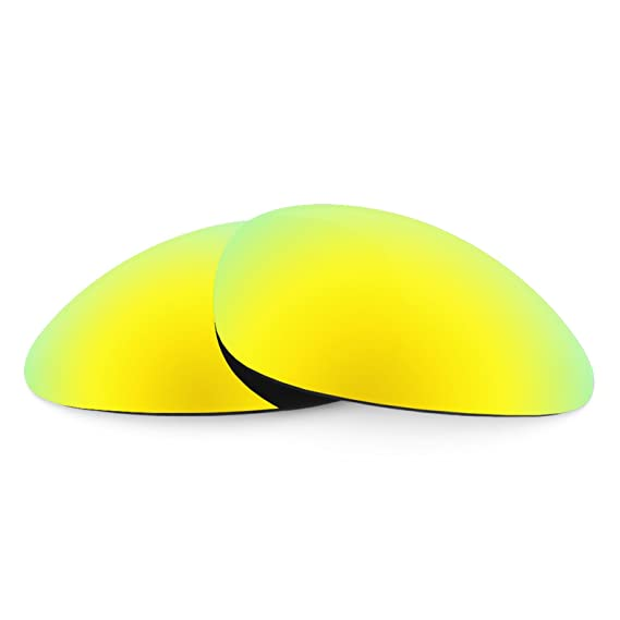 196fe50837 Revant Polarized Replacement Lenses for Oakley Scar Bolt Gold  MirrorShield®  Amazon.co.uk  Clothing
