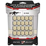 Real Avid AR15 Star Chamber Cleaning Pads