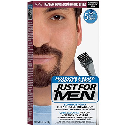 Just Men Mustache Brush Packaging product image