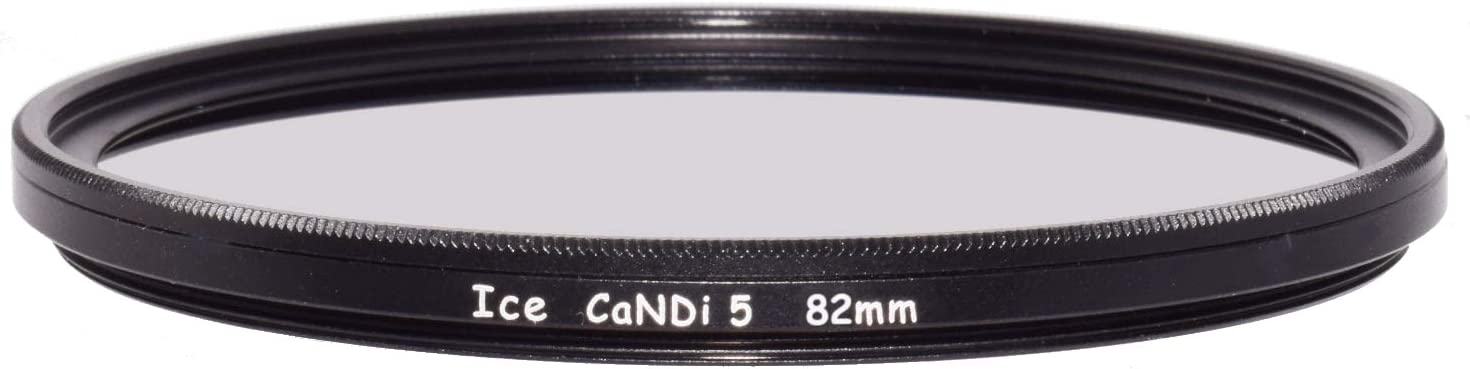 ICE 82mm Candi-5 Filter CPL Circular Polarizer ND32 Combo Optical Glass Wide Angle 82