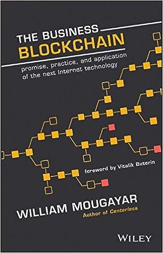 Resultado de imagen de the business blockchain