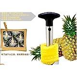 tainless Steel Fruit cutter Pineapple Corer Slicers Peeler Parer Cutter Kitchen Tool pinapple cutter