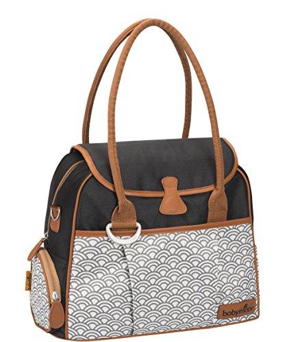 Babymoov Damen Style Wickeltasche, schwarz, A043563