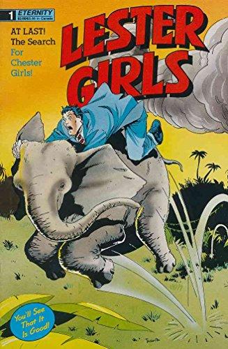 Trail Lizard - LESTER GIRLS LIZARDS TRAIL (1990 ET) 1-3 complete mini