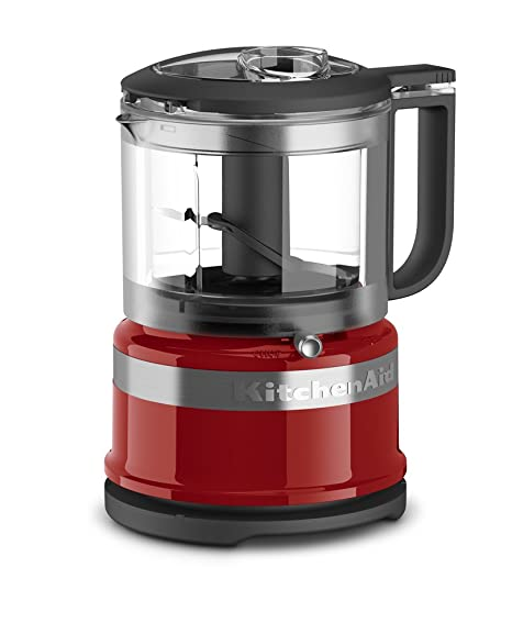 Amazon Com Kitchenaid Kfc3516er 3 5 Cup Food Chopper Empire Red